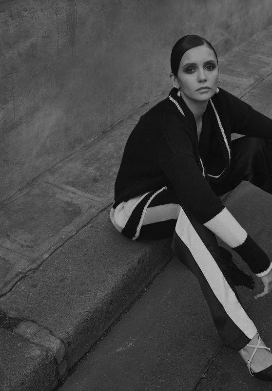 Nina Dobrev - La Ligne New York Photoshoot 2018