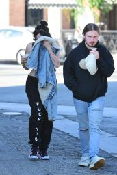 Noah Cyrus - Out in Los Angeles 10/25/2018