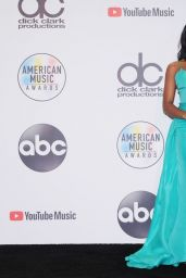 Normani Kordei - 2018 American Music Awards in Los Angeles