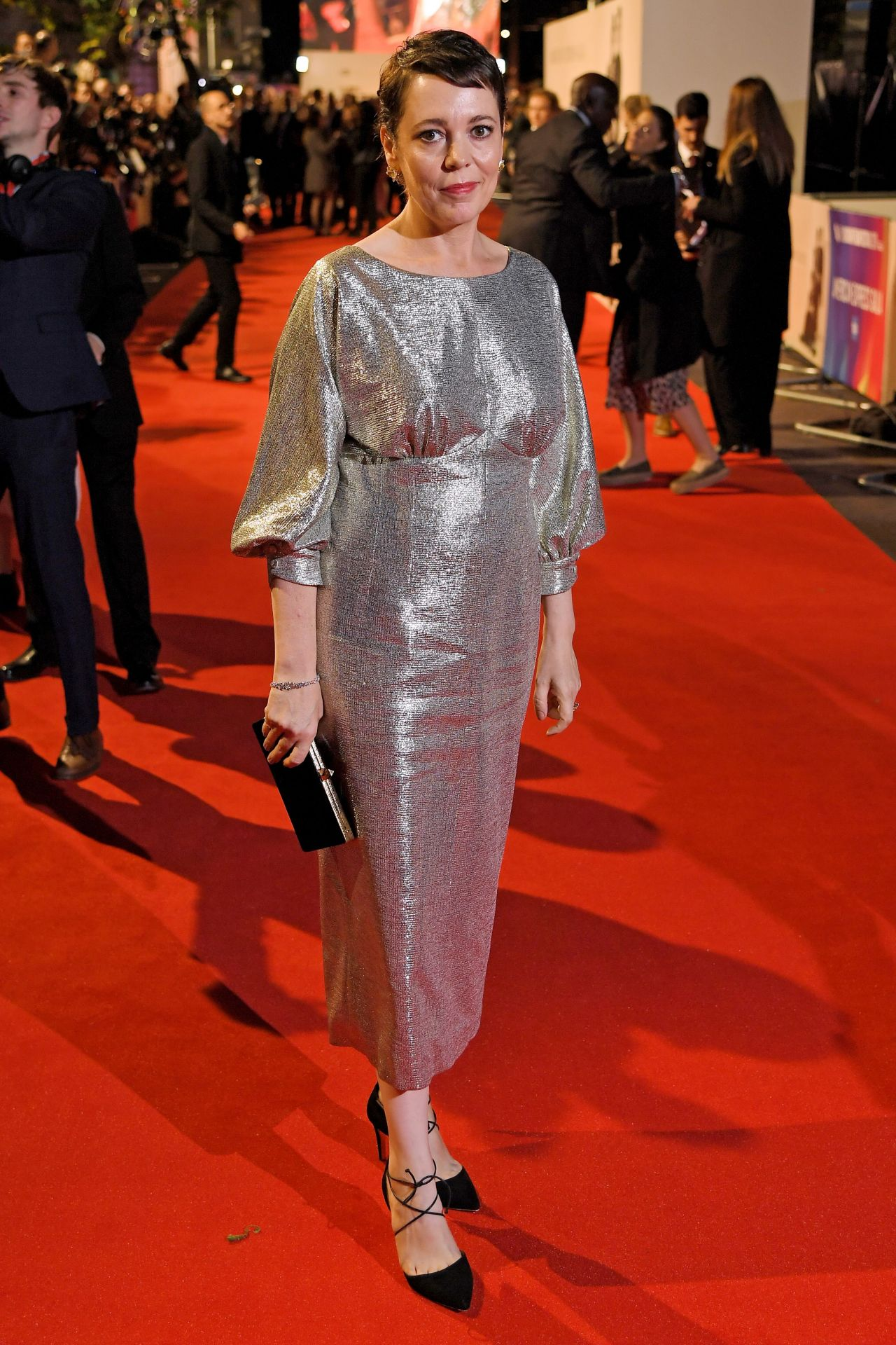 "Olivia Colman - ""The Favourite"" Premiere at BFI London ..."