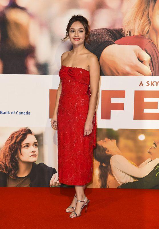 "Olivia Cooke - ""Life Itself"" Premiere at London Film Festival"