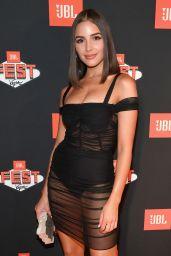 Olivia Culpo Hosts JBL Fest 2018 in Las Vegas 10/19/2018