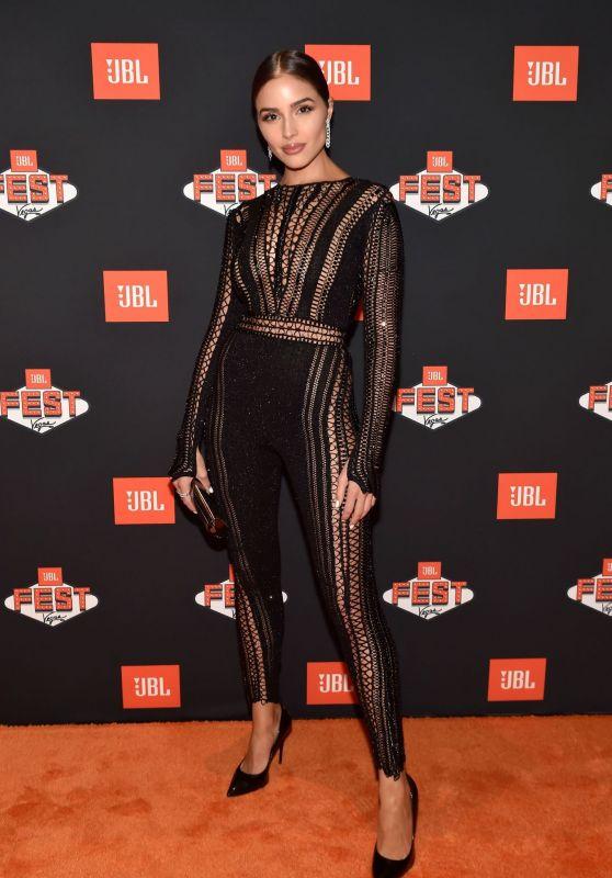 Olivia Culpo - JBL Fest 2018 in Las Vegas