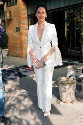 Olivia Munn is Stylish - NYC 10/17/2018