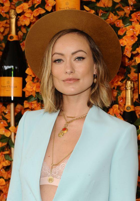 Olivia Wilde – 2018 Veuve Clicquot Polo Classic in LA