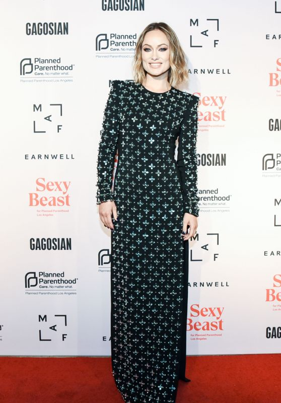 Olivia Wilde - The Sexy Beast Gala: A Benefit For Planned Parenthood LA