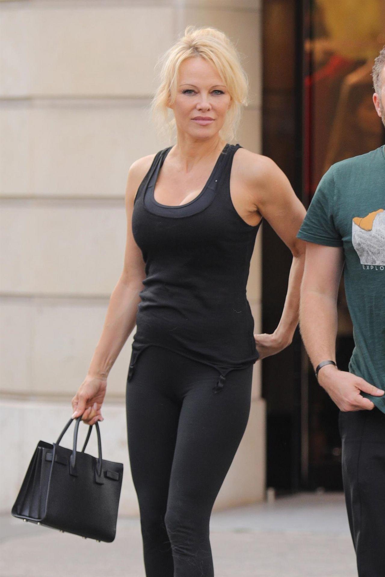 Pamela Anderson Now Pamela Anderson Latest...