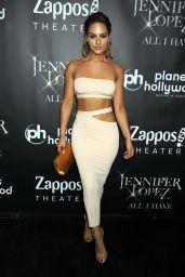 "Pia Toscano – ""Jennifer Lopez All I Have"" Final Performance Celebration in Las Vegas 09/29/2018"