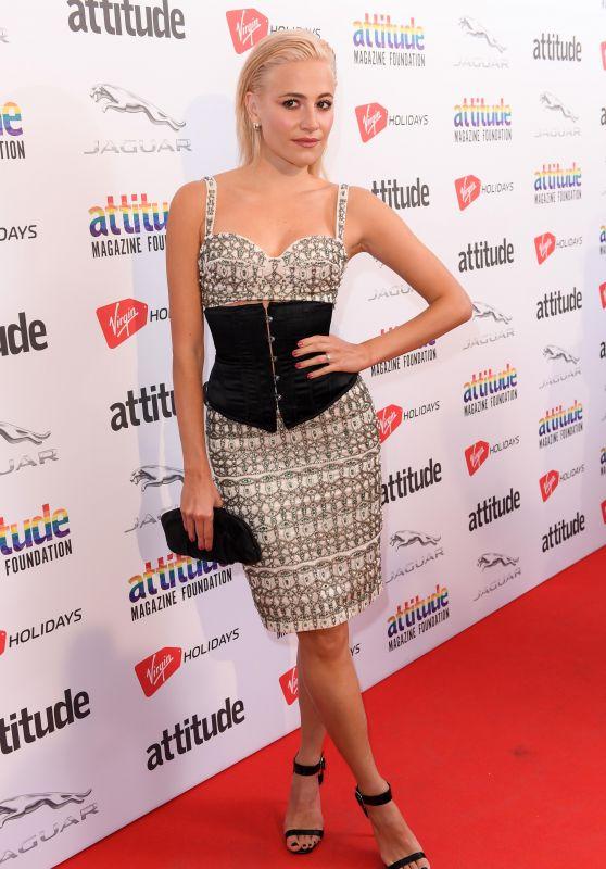 Pixie Lott – 2018 Attitude Magazine Awards in London