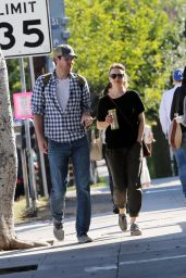 Rachel McAdams and Jamie Linden Out in LA 10/15/2018