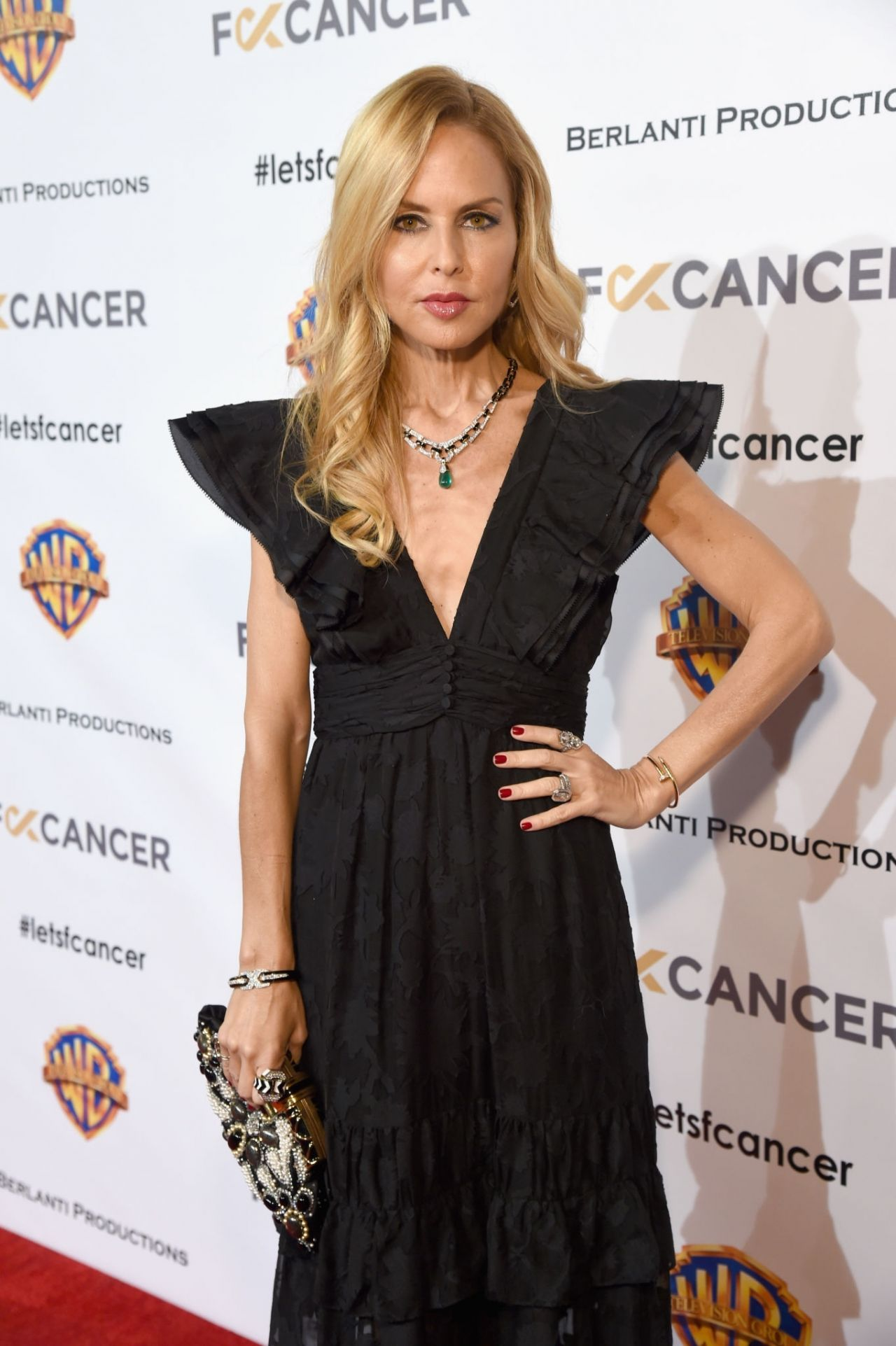 Rachel Zoe – F*ck Cancer's 1st Annual Barbara Berlanti ...