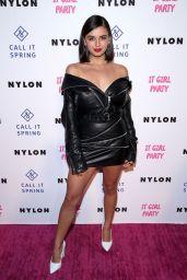 Rebecca Black – NYLON's Annual It Girl Party in LA 10/11/2018