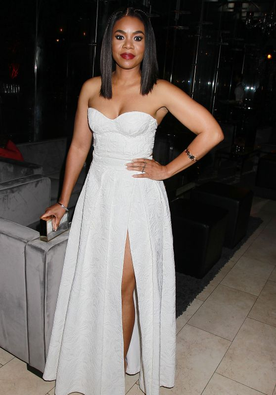 """Regina Hall – """"The Hate You Give"""" Premiere in NY"""