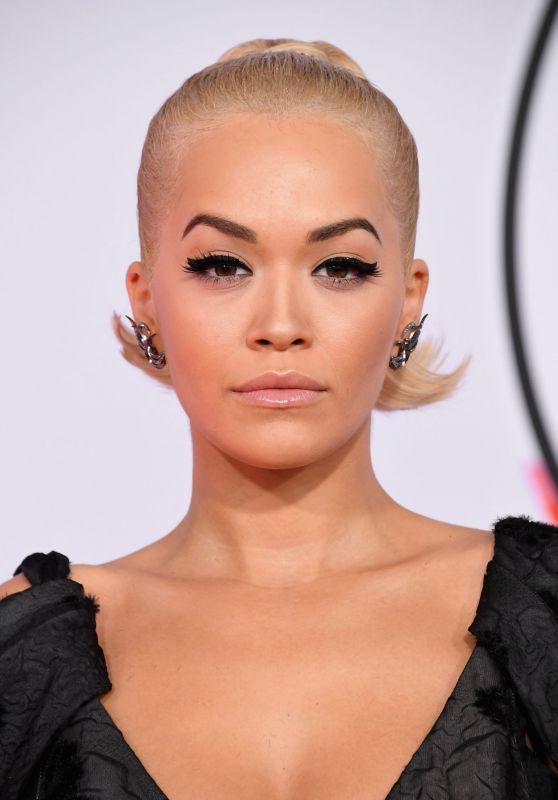 Rita Ora – 2018 American Music Awards in Los Angeles