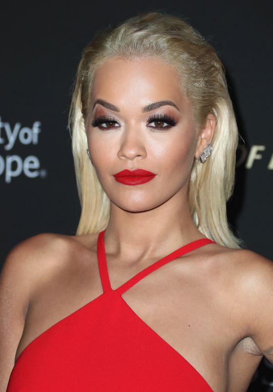 Rita Ora - City of Hope Gala in LA