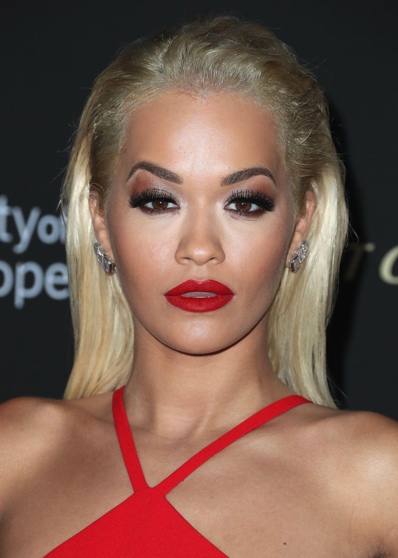 Rita Ora City Of Hope Gala In La