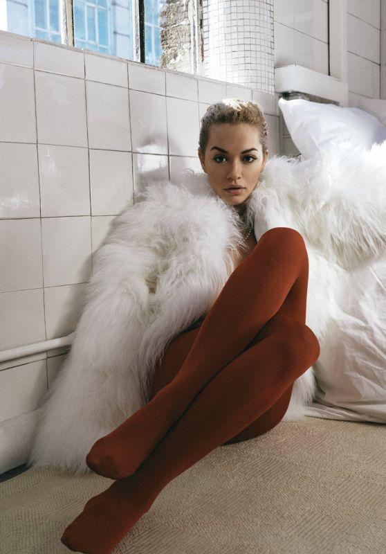 Rita Ora - InStyle Russia 2018