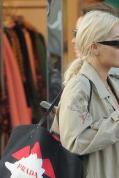 Rita Ora - Leaving Gym in London