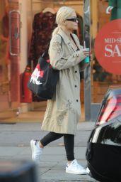 Rita Ora Street Style 10/22/2018