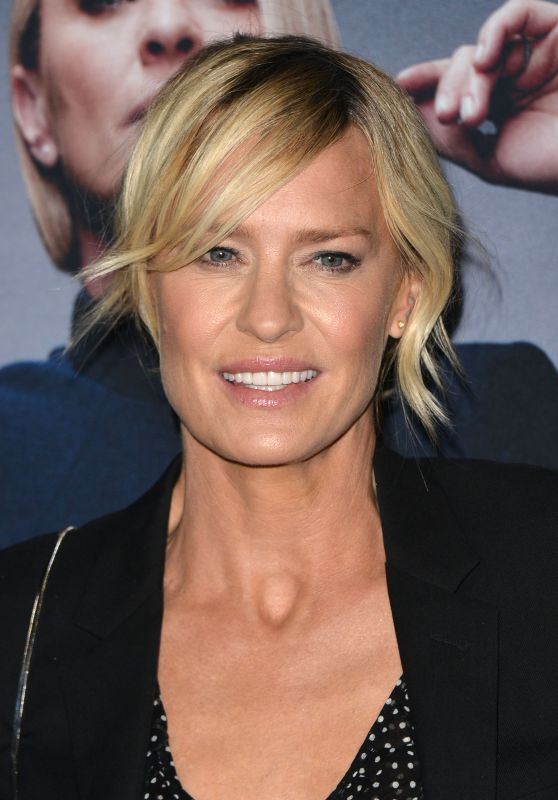 "Robin Wright – ""House Of Cards"" Season 6 Premiere in LA"