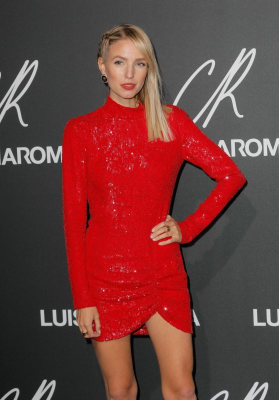 Romee Strijd - Launch of the CR Fashion Book Issue 13 in Paris