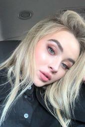 Sabrina Carpenter - Personal Pics 10/15/2018