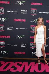Samantha Jade COSMOPOLITAN Women Of The Year Awards 2018 in Sydney