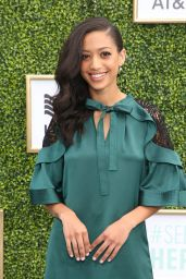 Samantha Logan – The CW Network's Fall Launch Event 10/14/2018