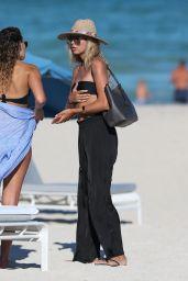 Sandra Kubick on Miami Beach 10/21/2018