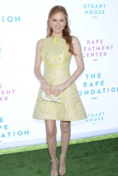 Sarah Drew - The Rape Foundation
