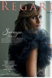 Sarayu Blue - Regard Magazine October 2018