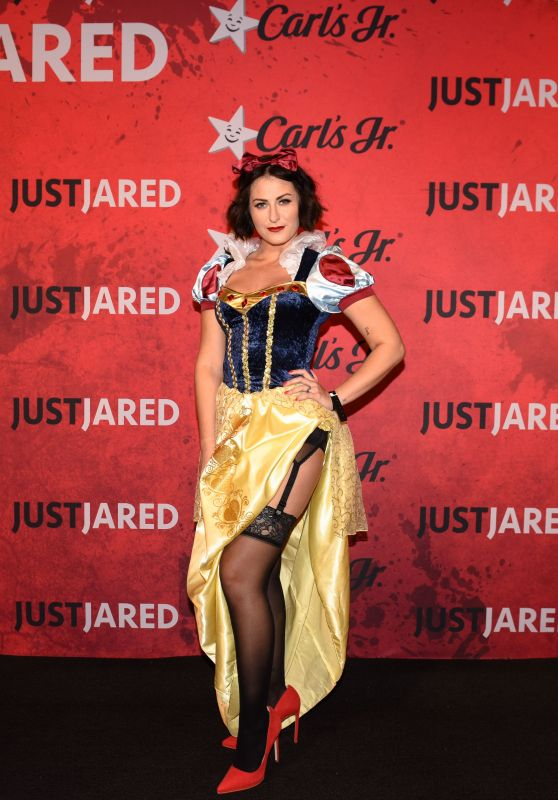 Scout Taylor-Compton – Just Jared's Halloween Party 2018