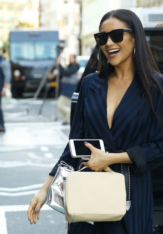 Shay Mitchell at Revolve Pop-Up Store in New York City 10/25/2018