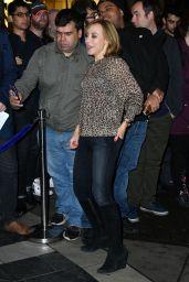 "Sian Williams - ""Company"" Party Press Night in London 10/17/2018"