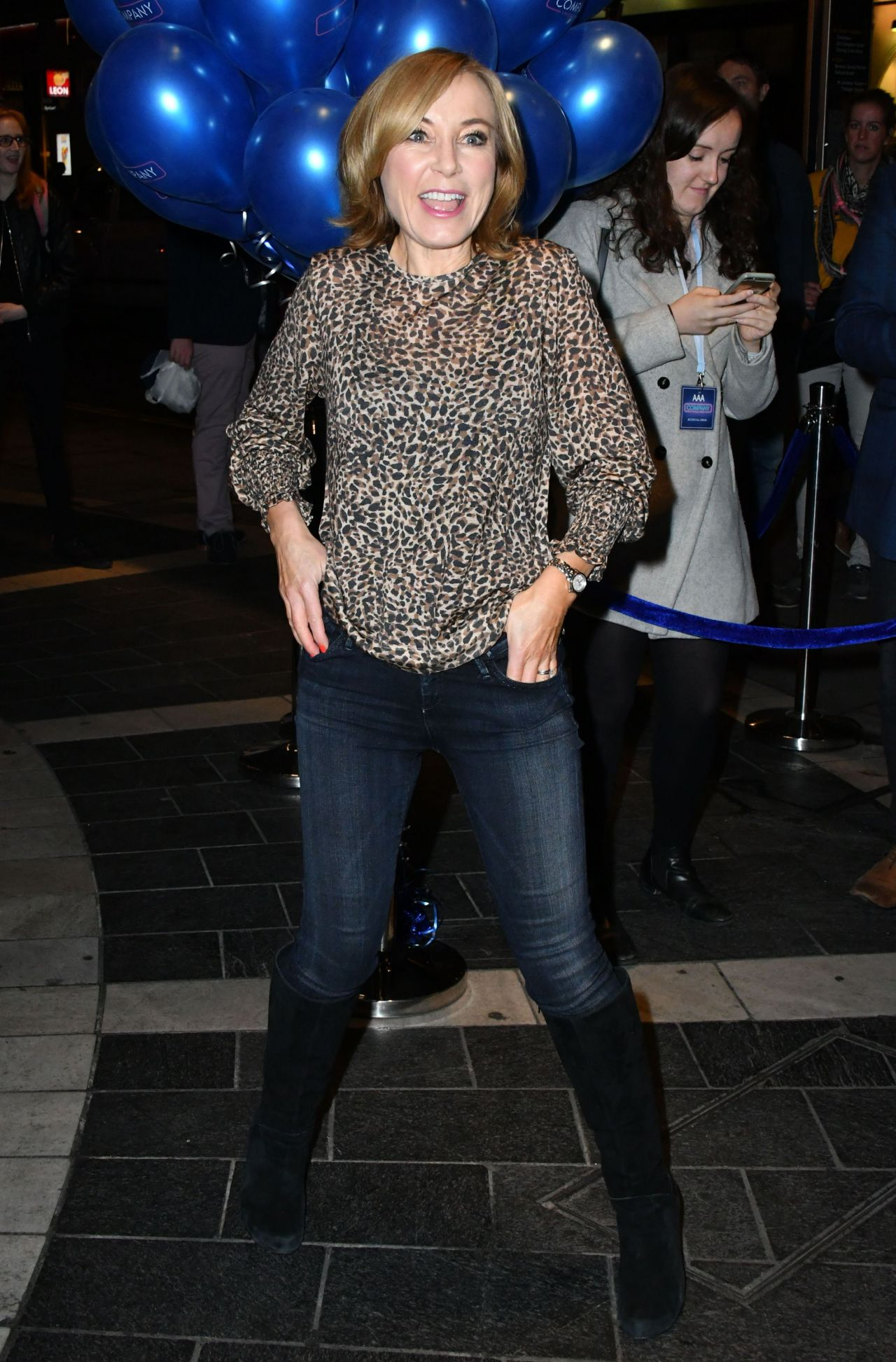 Sian Williams Quot Company Quot Party Press Night In London 10