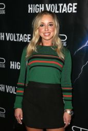 "Skyler Shaye - ""High Voltage Premiere in LA"