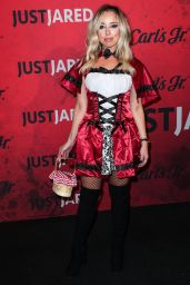 Skyler Shaye – Just Jared's Halloween Party 2018