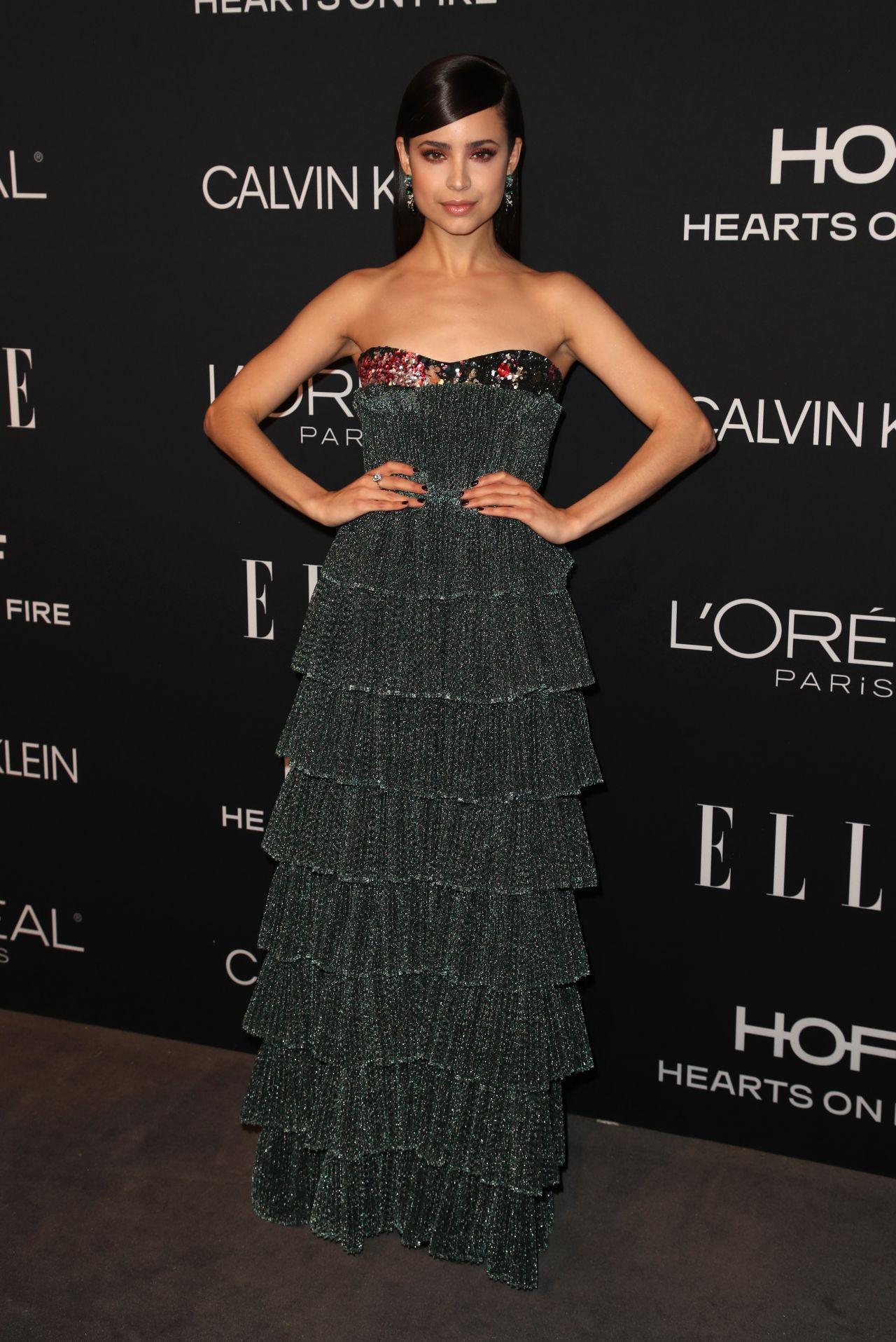 Sofia Carson – Elle's 25th Annual Women in Hollywood ...