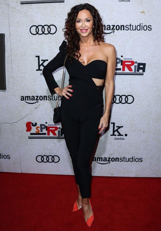 "Sofia Milos – ""House Of Cards"" Season 6 Premiere in LA"