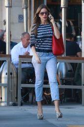 Sofia Vergara Casual Style - Beverly Hills 10/18/2018