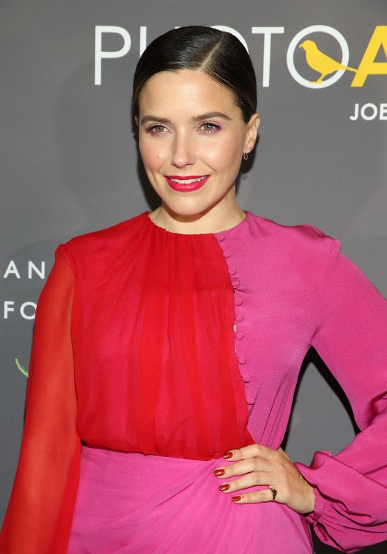 "Sophia Bush - ""National Geographic Photo Ark"" Exhibit in Century City 10/11/2018"