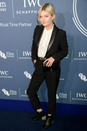 Sophie Kennedy Clark – IWC Schaffhausen Gala Dinner in London 10/09/2018