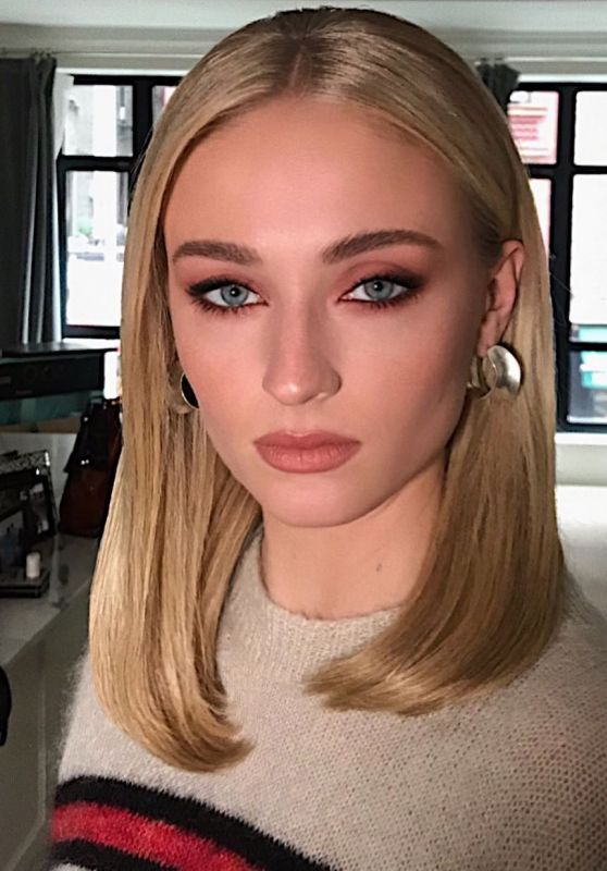 Sophie Turner - Personal Pics 10/16/2018