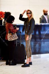 Stella Maxwell - Arriving at Victoria