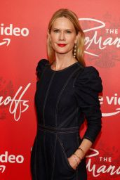 """Stephanie March – """"The Romanoffs"""" TV Show Premiere in NY"""