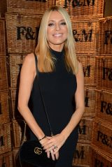Tess Daly - Fortnum and Mason: Christmas and Other Winter Feasts Book Launch in London