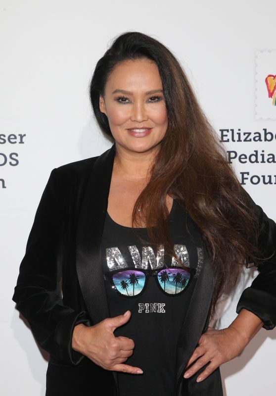 Tia Carrere - Elizabeth Glaser Pediatric AIDS Foundation 30th Anniversary in Culver City