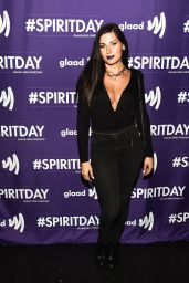 Trace Lysette - GLAAD Spirit Day Event in Los Angeles