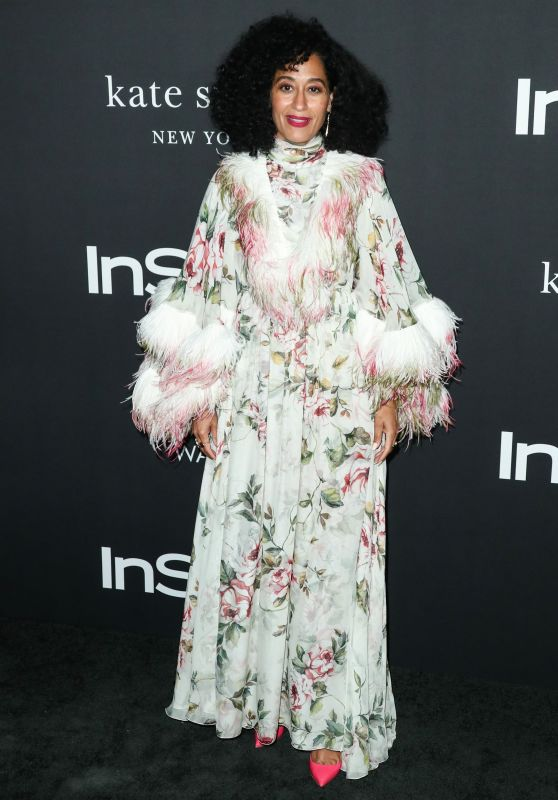 Tracee Ellis Ross – 2018 InStyle Awards