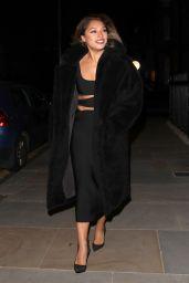 Vanessa White - Celebrating Her Upcoming 29th Birthday at Blake